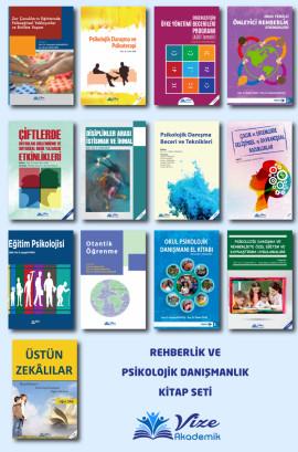 Rehberlik ve Psikolojik Danışmanlık Kitap Seti