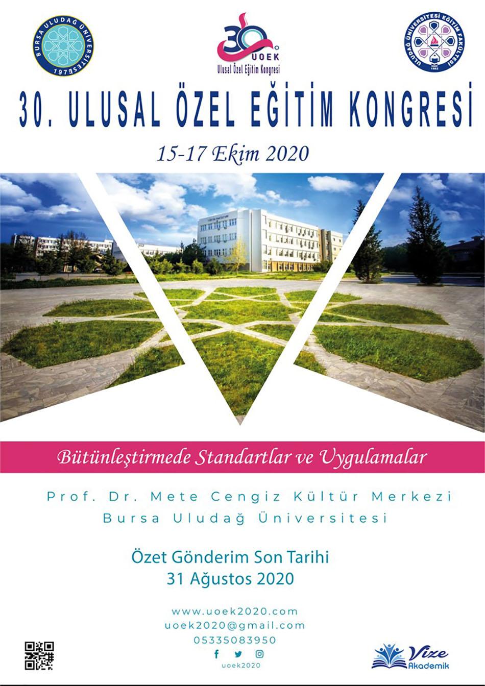 30. Ulusal Özel Eğitim Kongresi